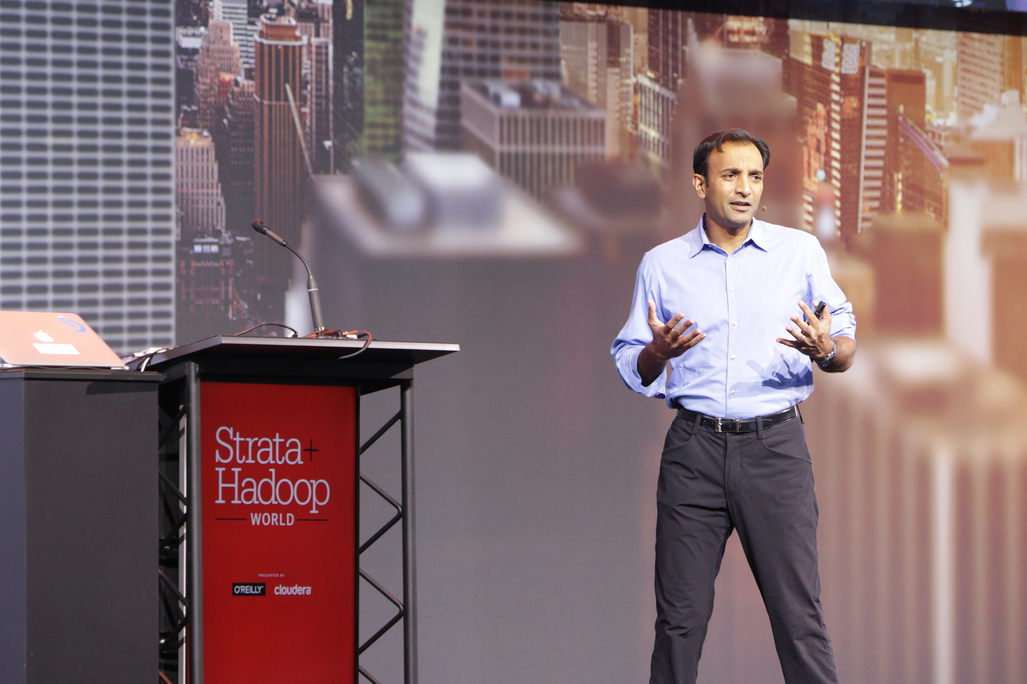 DJ Patil, Chief Data Scientist of the White House