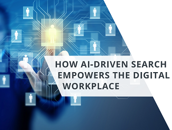 AI-powered search for the digital workplace
