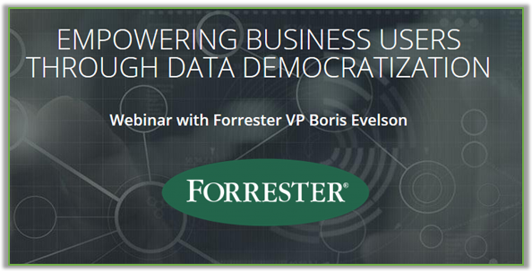 Empowering Business Users through Data Democratization