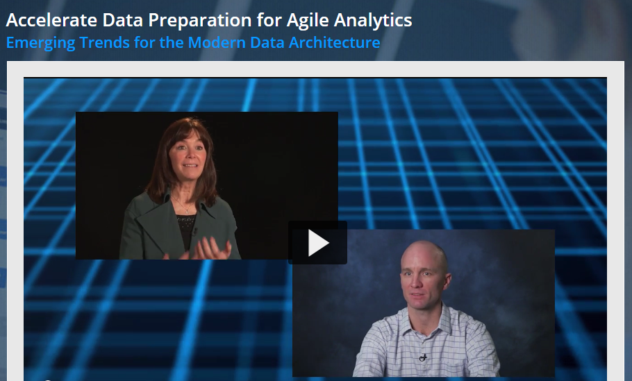 Accelerate Data Preparation for Agile Analytics