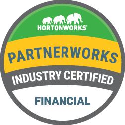 Attivio certified by Hortonworks for Financial Services
