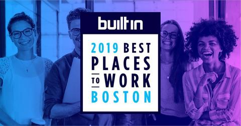 Best Places to Work in Boston