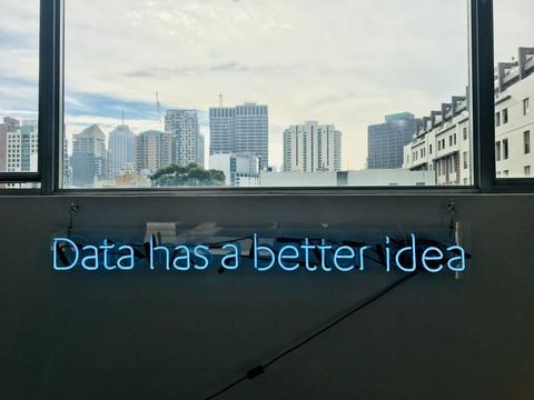 Machine Learning- Data has a better idea