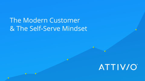 The Modern Customer & The Self-Serve Mindset